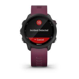 Спортивные часы Garmin Forerunner 245 GPS, Black/Merlot (010-02120-11) #3