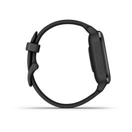 Смарт-часы Garmin Venu Sq NFC Music черные с серым (010-02426-10) #3
