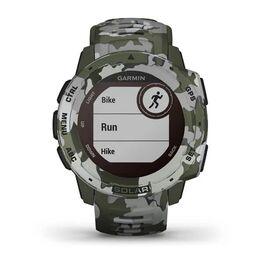 Защищенные GPS-часы Garmin Instinct Solar, цвет Lichen Camo (010-02293-06) #2