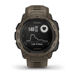 Защищенные GPS-часы Garmin Instinct Tactical, цвет Coyote Tan (010-02064-71) #6