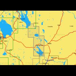 Карта navionics 5g624s2 Волго-Балтийский канал (5g624s2). Артикул: 5G624S2