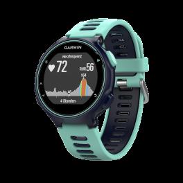 Спортивные часы garmin forerunner 735 xt hrm-run синие. Артикул: 010-01614-16