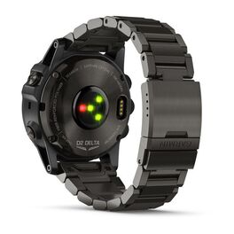 Навигатор-часы для пилотов Garmin D2 delta PX с титановым ремешком (010-01989-31) #4