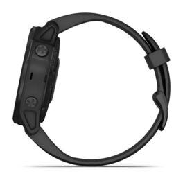 Мультиспортивные часы Garmin Fenix 6S PRO с GPS, черные с черным ремешком (010-02159-14) #9