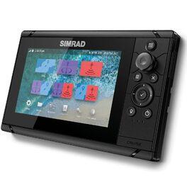Эхолот-картплоттер SIMRAD Cruise-7, ROW Base Chart, 83/200 XDCR (000-14999-001) #5