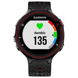 Спортивные часы garmin forerunner 235 черно-красные. Артикул: 010-03717-71