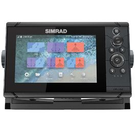 Эхолот-картплоттер SIMRAD Cruise-7, ROW Base Chart, 83/200 XDCR. Артикул: 000-14999-001