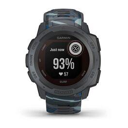 Защищенные GPS-часы Garmin Instinct Surf, Solar, цвет Pipeline (010-02293-07) #5