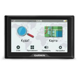 Навигатор Garmin DriveSmart 51 RUS LMT. Артикул: 010-01680-46