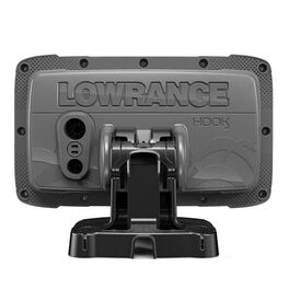 Эхолот-картплоттер Lowrance Hook2-5 SplitShot (000-14018-001) #2
