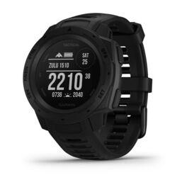 Защищенные gps-часы garmin instinct tactical, цвет black. Артикул: 010-02064-70