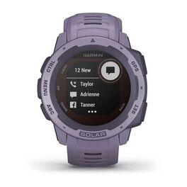 Защищенные GPS-часы Garmin Instinct Solar, цвет Orchid (010-02293-02) #6