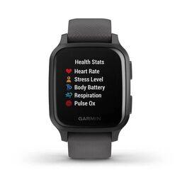 Смарт-часы Garmin Venu Sq NFC серые с серым силиконовым ремешком (010-02427-10) #7