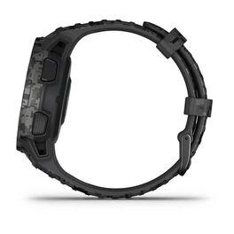 Защищенные GPS-часы Garmin Instinct Solar, цвет Graphite Camo (010-02293-05) #6