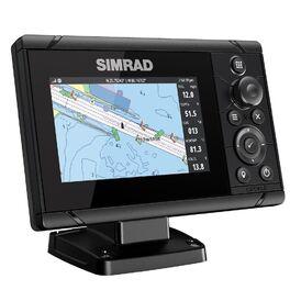 Эхолот-картплоттер SIMRAD Cruise-5, ROW Base Chart, 83/200 XDCR (000-14998-001) #2