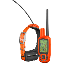Устройство слежения за собаками Garmin Alpha 50/T5. Артикул: NR010-01635-F1R6