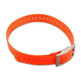 Ошейник сменный garmin для dc50, t5 оранжевый (сам ремешок, без датчика). Артикул: 010-11892-00