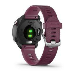Спортивные часы Garmin Forerunner 245 GPS, Black/Merlot (010-02120-11) #5